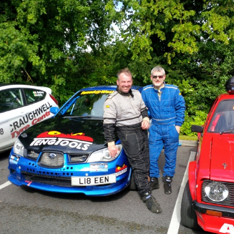 Mark Nangle & Nollaig Breen - ALMC Stages 2014