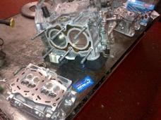 Subaru Engine Build