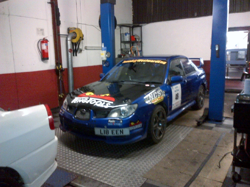 Subaru Tuned@WestwardEng