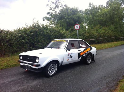 ALMC Stages Rally 2014 with Martin Tracey & Simon Quinn