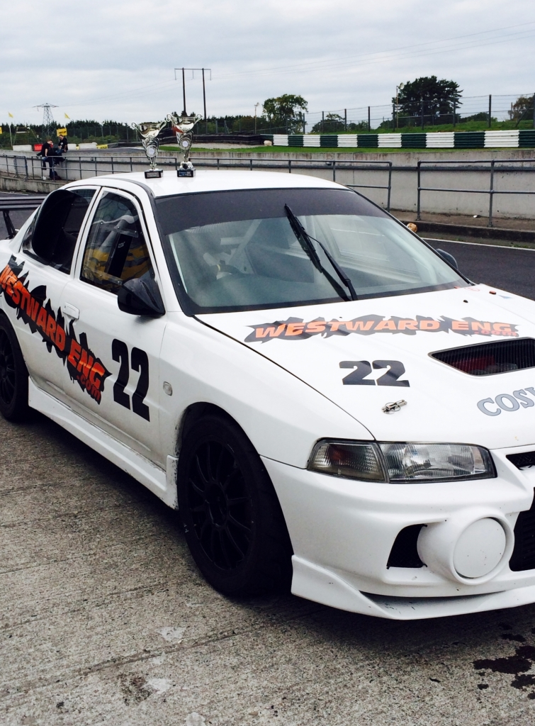 Japfest 2014 - win for WestwardEng Evo